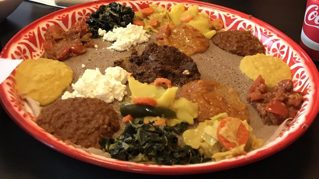 Abugida Ethiopian Cafe and Restaurant