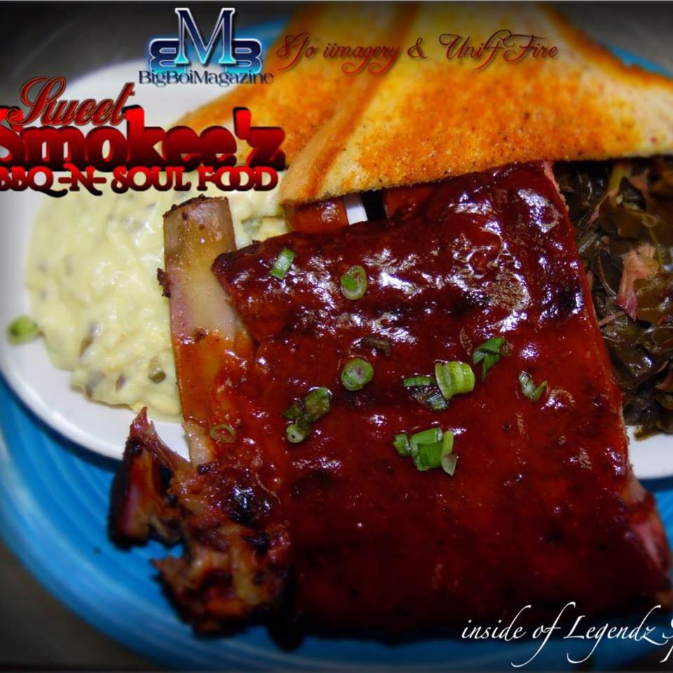 Sweet Smokee'z BBQ n Soul Food