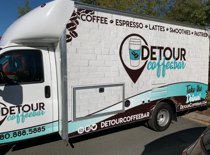 Detour Coffee Bar